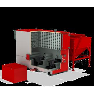 Котёл высокой мощности Q MAX EKO (120 кВт)