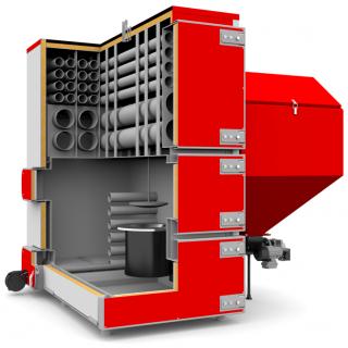 Котёл высокой мощности Q MAX EKO DUO (120 кВт)
