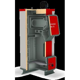 Котёл длительного горения Q ALFA (100 кВт)