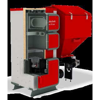 Котёл с автоматической подачей топлива Q EKO (100 кВт)