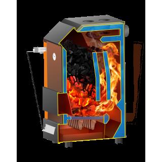 Котел длительного горения  Магнум 15 кВт